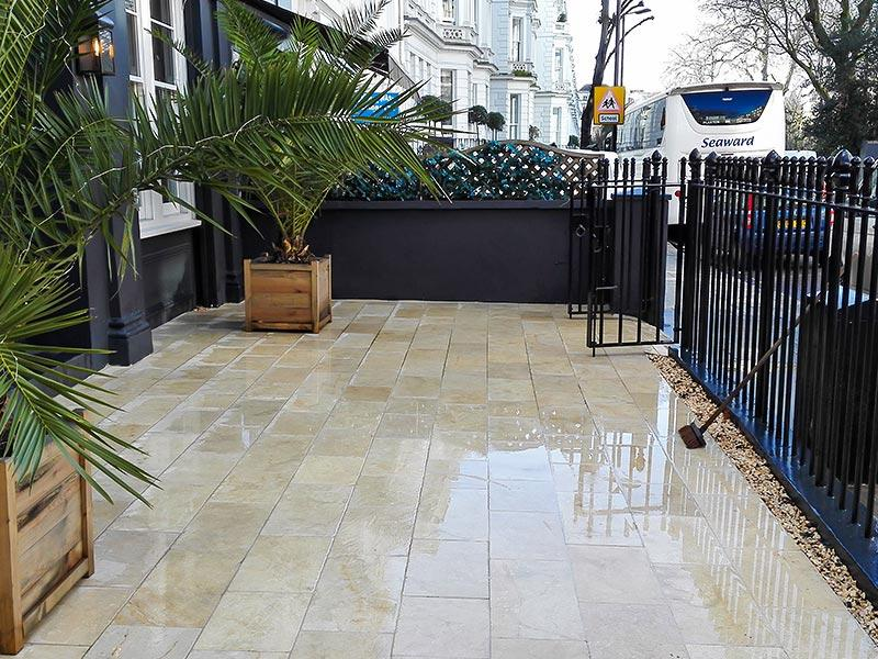 pressure washing in Islington