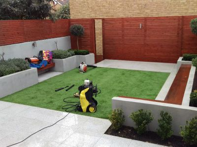 artificial turf in fulham