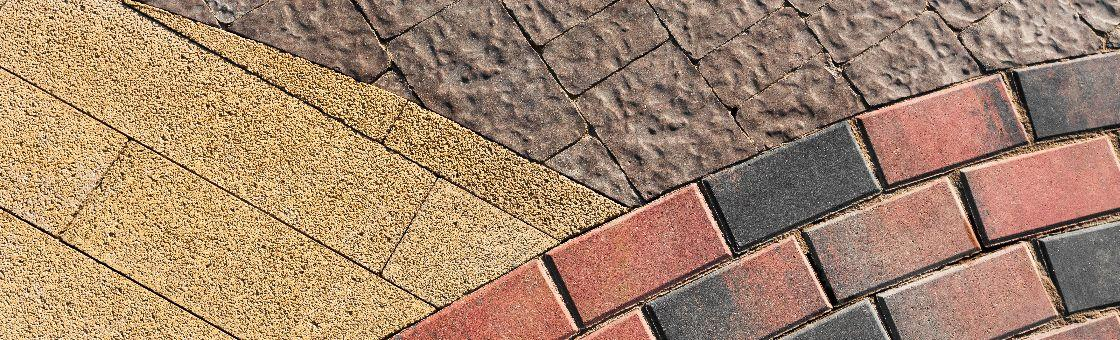 Types Of Paving Slabs